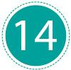 Fourteen | Logo
