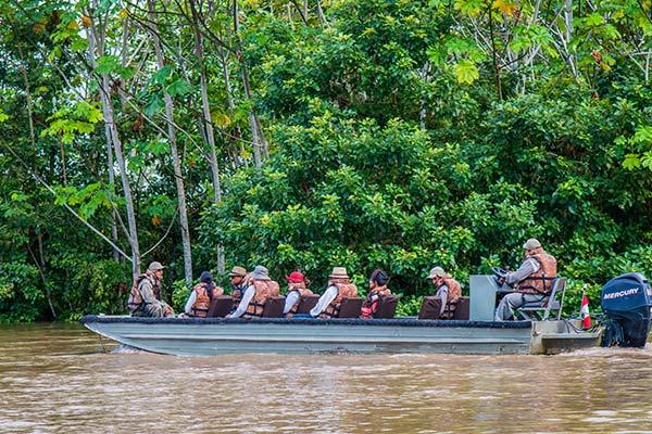 Cattleya Riverboat Amazon Cruise
