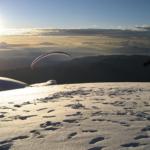 Ecuador tours andes snowy