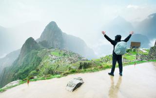 Machu Picchu ruins   Peru