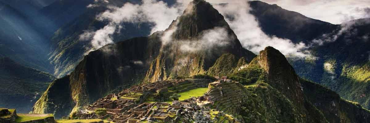 Travel to Peru and discover Machu Picchu