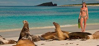 Galapagos Islands | Santa Fe Island