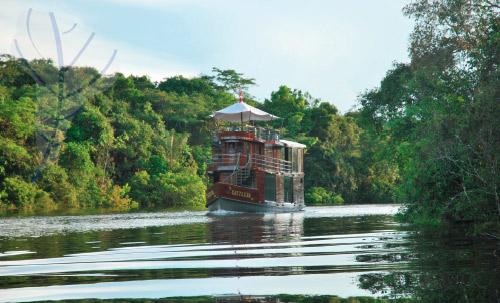 Cattleya Riverboat