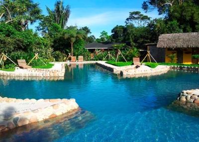 Hakuna Matata Amazon Lodge | Ecuador