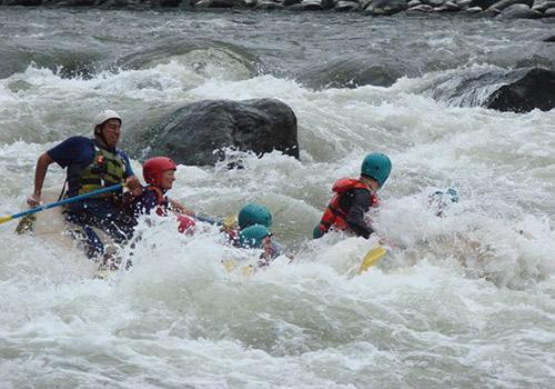 Hakuna Matata rafting tour