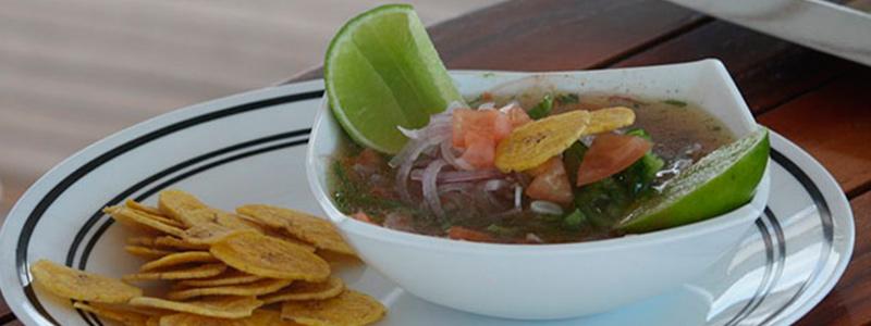 gastronomy ecuador