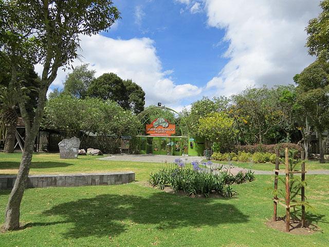 parque botanico quito