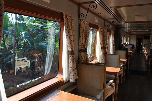 ecuador train tours