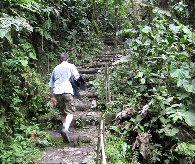 mindo tours Ecuador