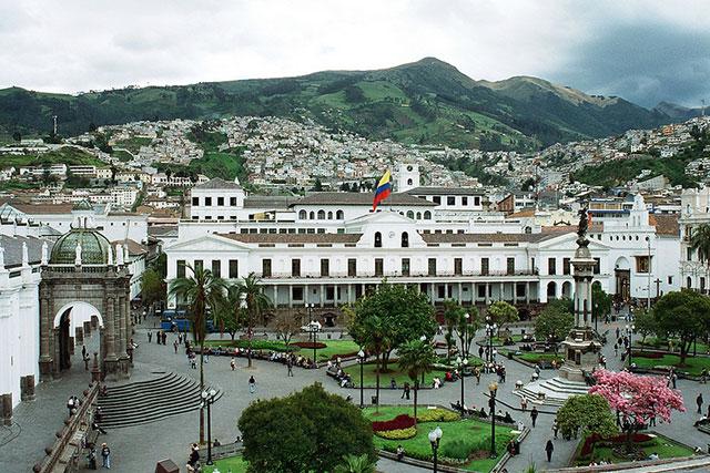 Quito tours Ecuador
