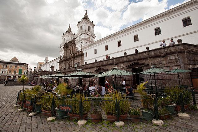 San Francisco Church | Quito - Ecuador