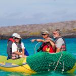 panga ride galapagos islands
