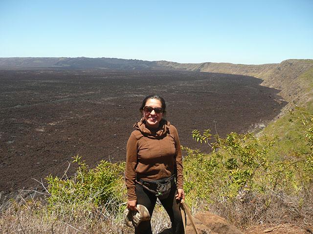 sierra negra galapagos islands