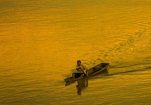 Amazon Rainforest | Amazon River boat