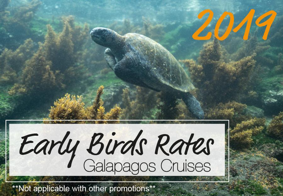 2019-Galapagos Cruises- Early-Bird-Rates