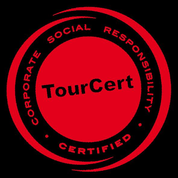TourCert | Logo