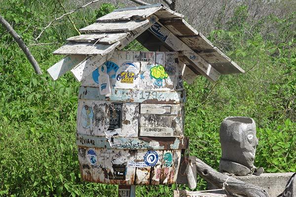 Floreana Island | Post Office Bay | Galapagos
