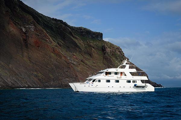 Galapagos Seaman Journey Cruise Latintrails