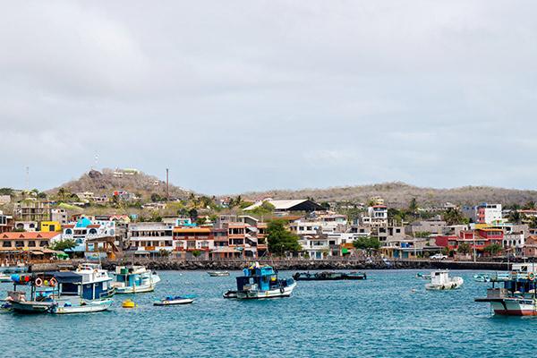 Puerto Ayora | Galapagos Islands | Santa Cruz Island