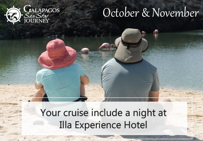 Galapagos Cruises Deals September