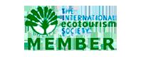 The International ecoturismo LOGO