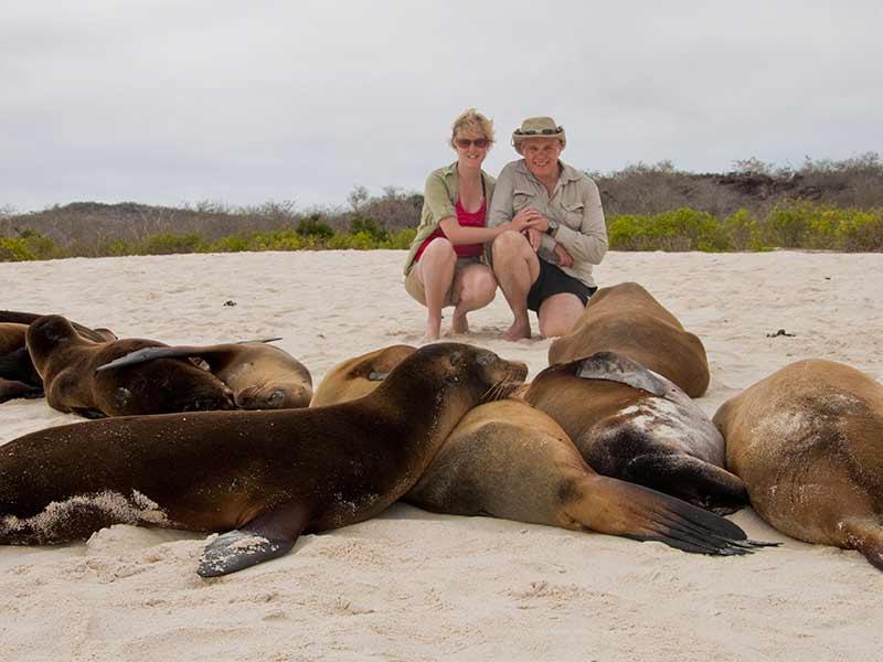 Lobos Island | Galapagos Islands | Ecuador