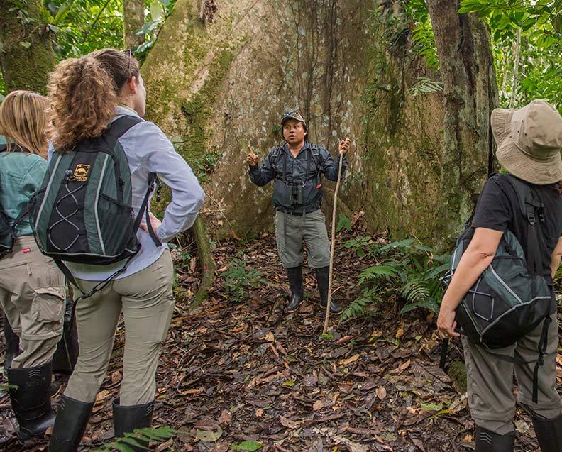 Amazon Anaconda Cruise Ecuador