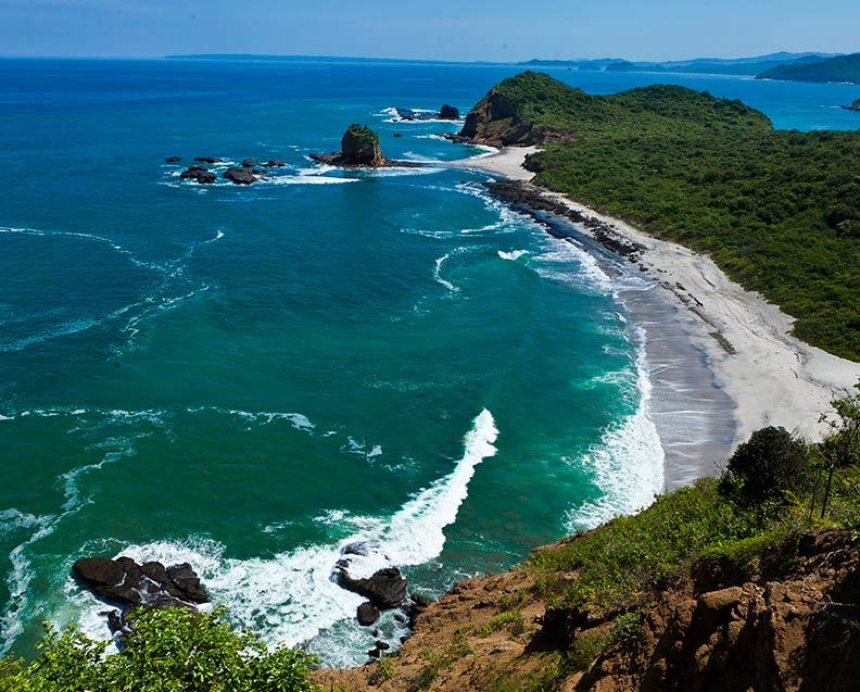 Pacific Coast of Ecuador Tour