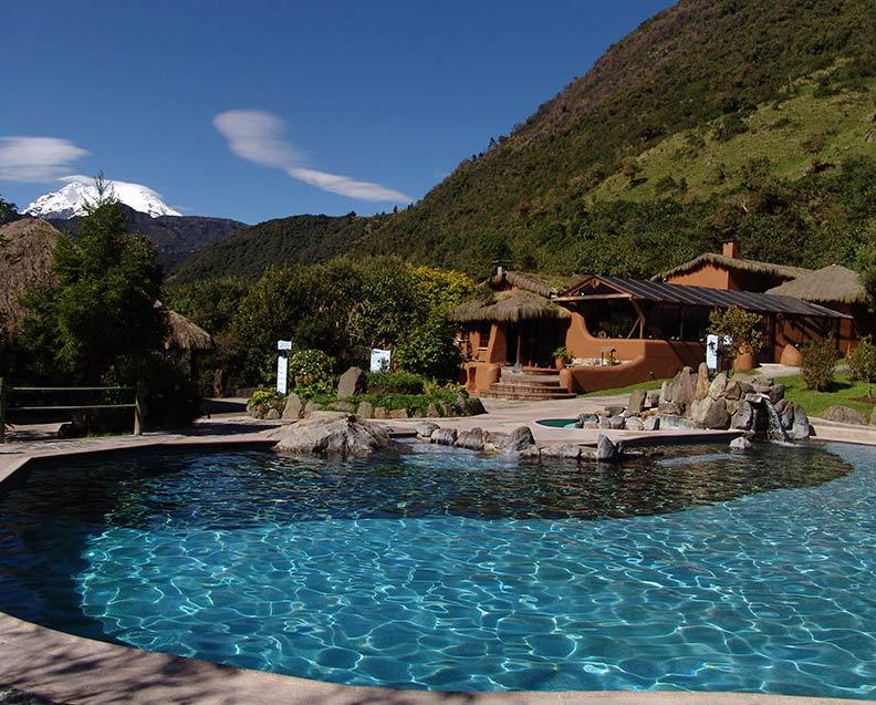 Papallacta Spring Waters Tour Ecuador