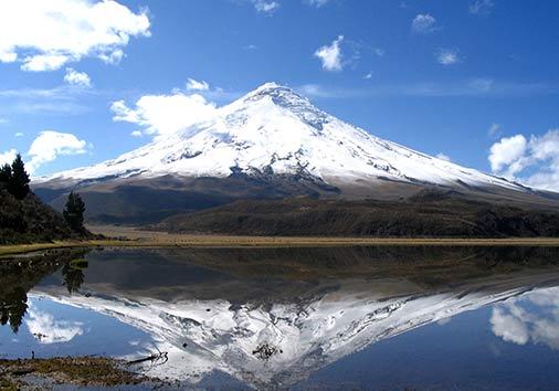 Cotopaxi Volcano Ecuador Tour