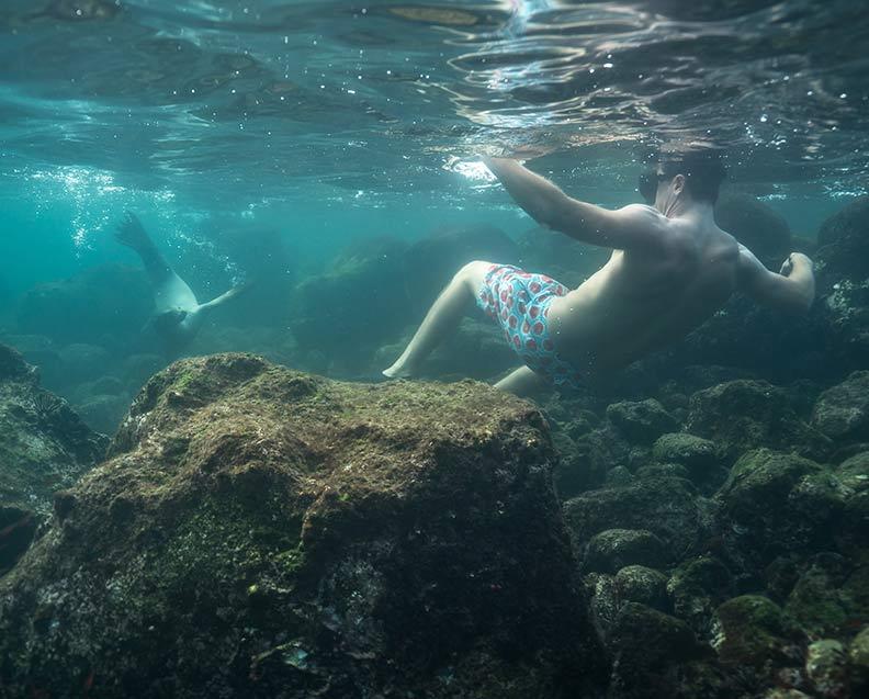 Galapagos Snorkeling Tour