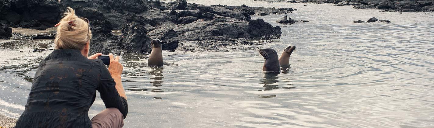 Galapagos land tours