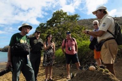 Galapagos Islands Cruise Guide