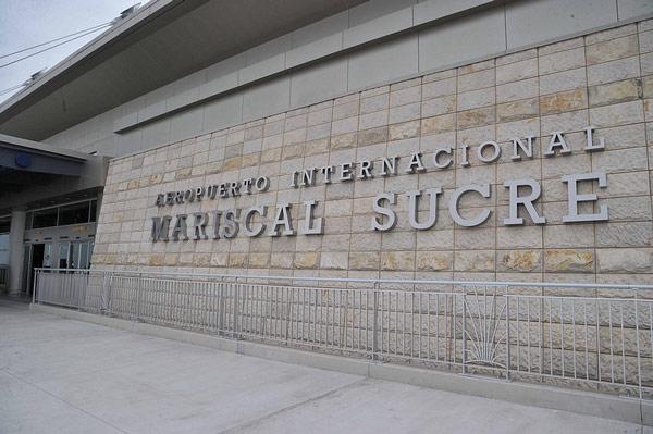Mariscal Sucre Airport | Quito - Ecuador