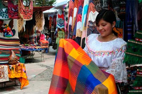 Oatavalo Market | Ecuador