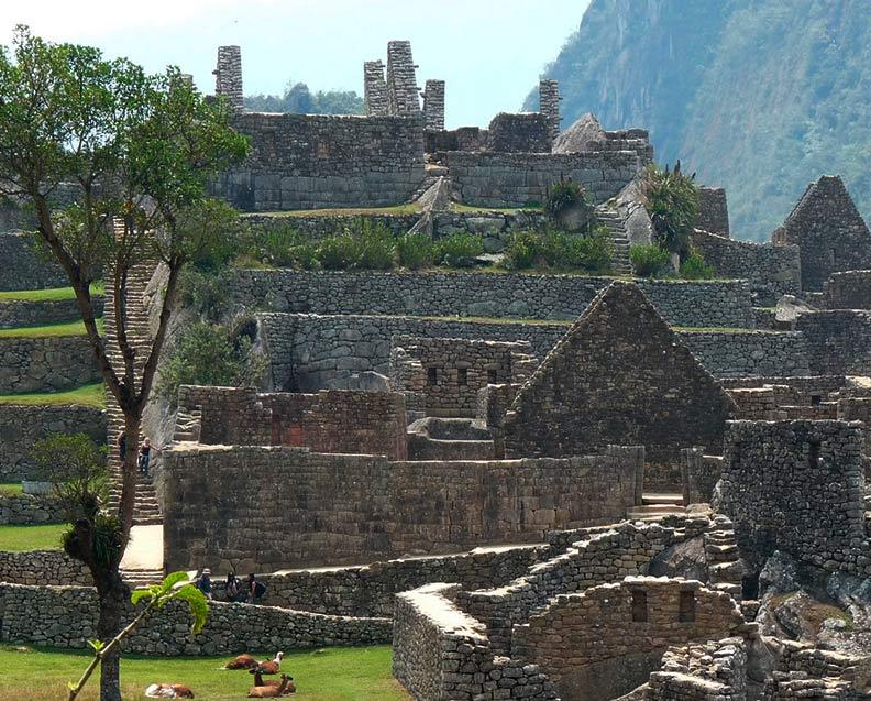 Ruins in Peru Tour