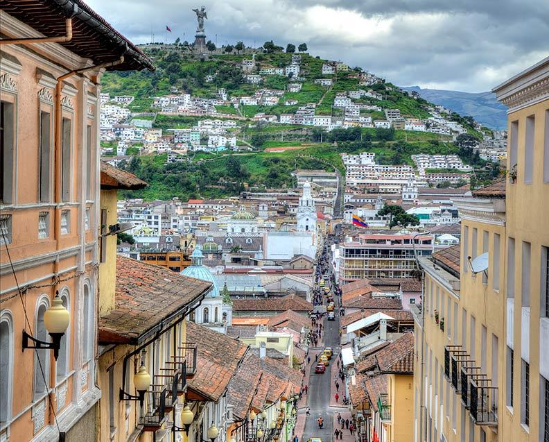 Quito Ecuador Tour