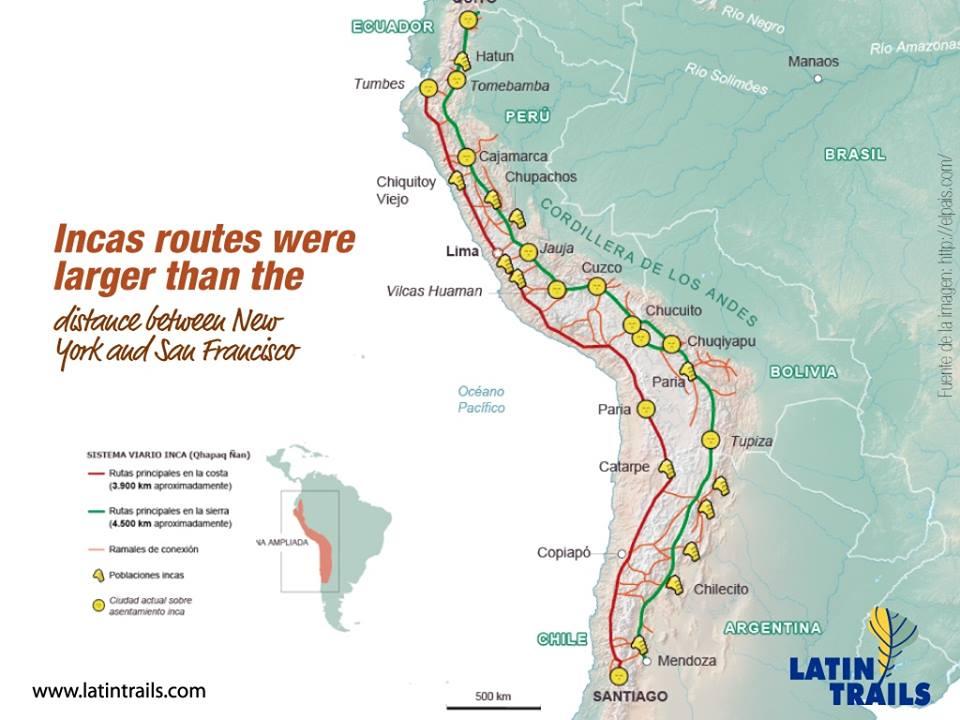 The Inca Trail to Machu Picchu2