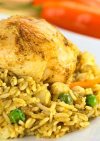 Peruvian gastronomy | Rice
