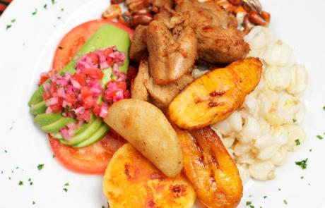 Fritada Ecuador