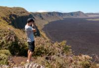 Sierra Negra Volcano | Galapagos cruise