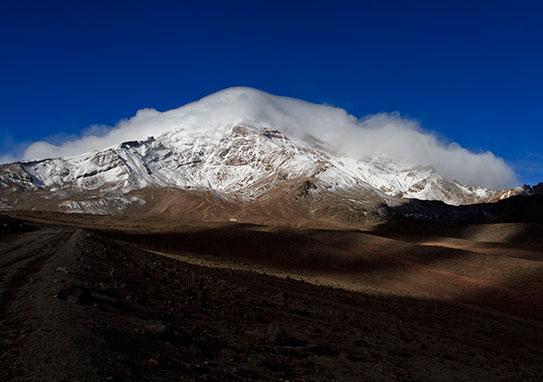 Chimborazo Vocano Ecuador Tour