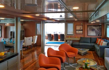 Galapagos Sea Star Journey | Living room