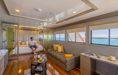 Galapagos Sea star Journey | Room