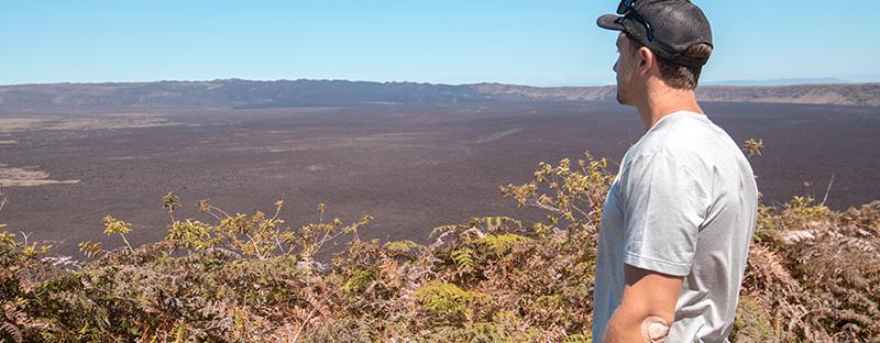 Sierra Negra | Galapagos Island