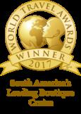 World Travel Award Winner 2017 | Logo