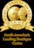 World Travel Award Winner 2018 | Logo