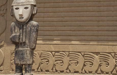 Chan Chan Ruins | Peru