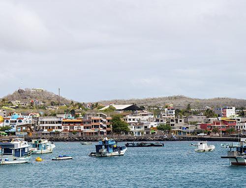 Explorando San Cristóbal