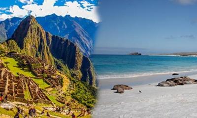 Machu Picchu | Galapagos